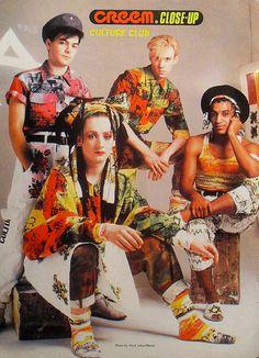 Creem magazine — Culture Club