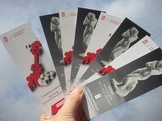 Prachtige boekenleggers met 2 genieën!!! Alles over 'Rodin - Genius at Work' Vanaf 19 november 2016 t/m 30 april 2017 in het Groninger Museum De grootste Rodin tentoonstelling ooit in Nederland getoond.  U kunt deze #boekenleggers gratis meenemen met dank aan University of Groningen. Op de ene zijde van de #boekenlegger Rodin - Genius at Work   19 November – 30 April 2017 en de andere zijde our Genius, Nobel Prize in #Chemistry Ben Feringa