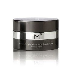 Seacret M4 – Mineral-Rich Magnetic Mud Mask (1.7 FL OZ) Minerals from the Dead Sea