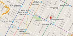Grand Central Terminal :: 89 E 42nd Street, New York, NY. 10017 :: (212) 340-2583