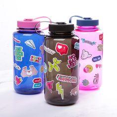 Ab sofort erhältlich bei DIBSY inklusive Sticker-Set. Shops, Its Okay, Water Bottle, Sticker, Lol, Canning, Drinks, Flasks, Its Ok