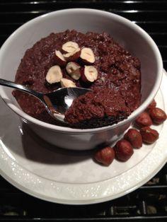 Raw healthy nutella
