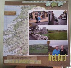 Memories of Ireland - Scrapbook.com