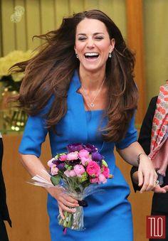 Dutchess Kate Middleton - fabulous hair!