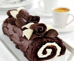 choco ice cream cake