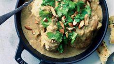 Chicken-curry med ingefær og røde linser | Magasinet Mad!