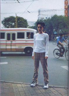 Faye Wong - Switch Magazine November 1997