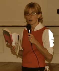 Speaking at the Newton Mother's Forum, Nov 7, 2013.