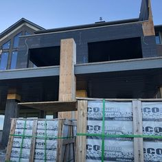 Beautiful home near Lethbridge being built by @canastone_contracting that will feature our ECOStone Rundle Ridge Ledge Panels. #KodiakMountainStone www.KodiakMountain.com Beautiful Homes, Multi Story Building, Mountains, Stone, Outdoor Decor, Instagram, Nice Houses, Rocks, 1st Birthdays