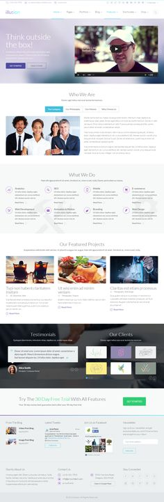 illusion is Premium full Responsive Drupal Multipurpose Theme. Bootstrap. Retina Ready. Video Background. Parallax Scrolling. http://www.responsivemiracle.com/cms/illusion-premium-responsive-multipurpose-drupal-theme/