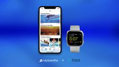 Live your best life with Fitbit Versa—an all-day smartwatch with personalized insights, music, battery life of days & more, designed to help you reach your goals. Training Plan, Free Training, Fitbit App, Smart Watch, Swimming, Workout, How To Plan, Day, Swim