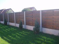 Garduri beton - Petrifalean.ro