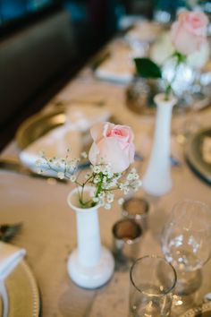 simple centrepieces