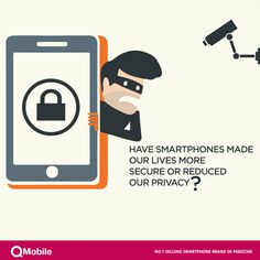 Smartphone security is just as important as any other security measures we take! Do you agree?
