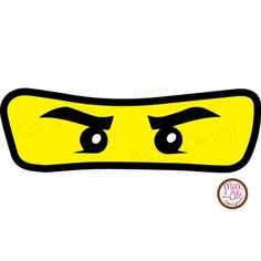 ninjago eyes free printables - Google Search