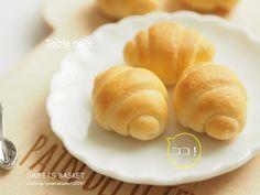 サンドイッチとロールパン♪ | SWEETS BASKET (S*Basket)