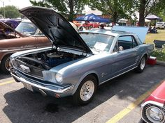 1965 12 Ford Mustang coupe | Flickr - Photo Sharing!