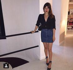 Jeanne damas Instagram