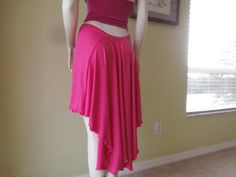 Argentinian Tango & Salsa  Skirt  Size  fits US by COCOsDANCEWEAR