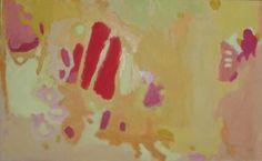 """""""Pintura"""" Óleo sobre cartulina 34 x 54cms. 2005"""