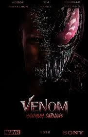 """Watch Venom Carnage Movies Online On.Verystream """"All it takes is just one bad day, one bad day to turn the sanest mad to lunacy. That's how far the world is from where I am just one bad day """" Film Venom, Venom 2, Movies To Watch Online, New Movies, Eddie Brock Venom, Movie Sequels, Movie 20, Avengers Series"""