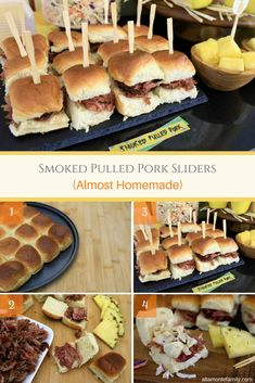 Planning a luau for your next birthday, graduation, or special celebration? Find luau party decor ideas + an easy recipe for Smoked Pulled Pork Sliders!