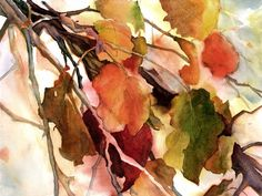 Autumn Wind by Yimeng Ling