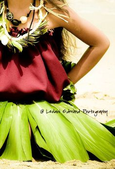 Hula Portraits | Nina Araica Photography