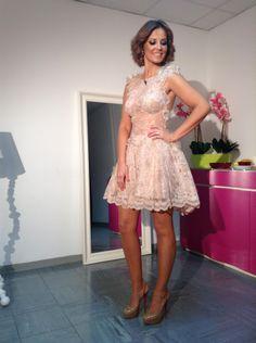 Micaela Oliveira #dress