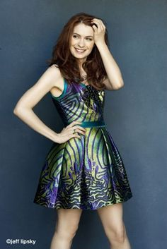 Felicia Day.  Pro: She's gorgeous and a total geek. Plus she's ginger. If they decide to go with a woman Doctor, she is my pick.    Con: not British...