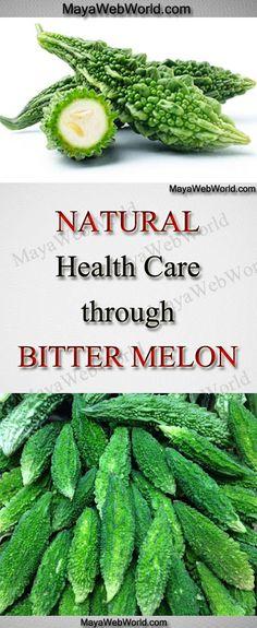 Natural Health Care through Bitter Melon