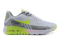 on sale 2ea35 9ae7d Nike Air Max 90 Ultra BR Chaussures de course pour femmes Design de mode  blanches