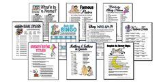 Unique Baby Shower Games Ideas | ... ...2013 baby shower games | Couples Baby Shower Games Ideas