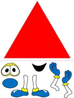 Preschool Education, Preschool Math, Kindergarten, Small Group Activities, Preschool Activities, Shape Games, Alphabet Pictures, Math Challenge, Shape Templates