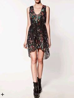 Wholesale price sleeveless dresses with delicate pictures  $ 11.5