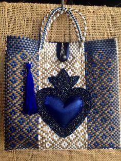 Bolsas artesanales. . Facebook: Bolsa Mía