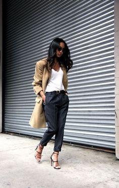 Style Inspiration: Black & Options