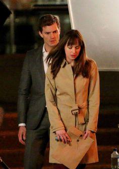 Fifty Shades of Grey 2015 Jamie Dornan & Dakota Johnson