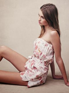 love this romper from the BHLDN Collection from Plum Pretty Sugar Boudoir, Inka Williams, Bridesmaid Inspiration, Bridesmaid Ideas, Honeymoon Style, Plum Pretty Sugar, Dressed To The Nines, Short Bridesmaid Dresses, Cute Rompers
