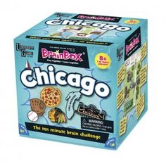 BRAINBOX: CHICAGO | Gifts | Presents