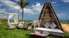 Chili Beach Boutique Hotel in Jericoacoara, state of Ceara