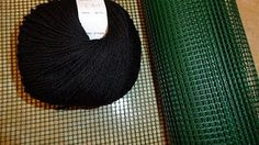Bauletto all'uncinetto su rete bolso crochet en la red crochet bag with the grid - YouTube