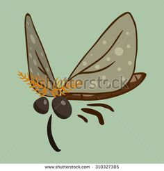 #cartoon #vector #moth http://qps.ru/WPhYJ