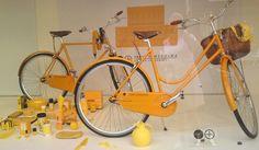 Italian Swedish taste. ABICI #bike with Note Design Studio design. I want one!