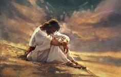 Salmos - Proverbios e passagens da Bíblia: Evangelho comentou, Logo depois, o Espírito o fez ...