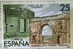 Sellos - Arco Romano - Medinaceli