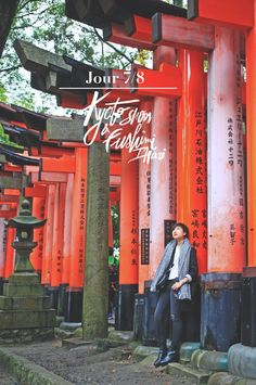 Jour 7/8 : Kyoto shops & Fushimi Inari   Le monde de Tokyobanhbao: Blog Mode gourmand