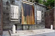 Fontana di via di S. Gregorio al Celio, 1933
