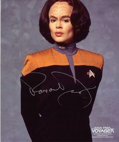Roxann Dawson, B'Elanna Torres, Star Trek Voyager