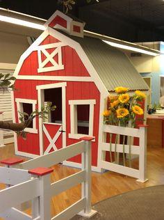 Imagine THAT! Playhouses The Barn playhouse
